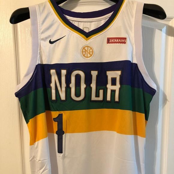 95e76970 Zion Williamson New Orleans Pelicans